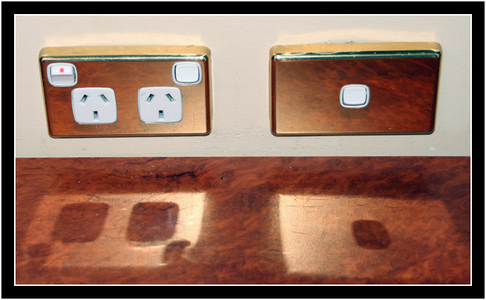 Power Outlets and Switches