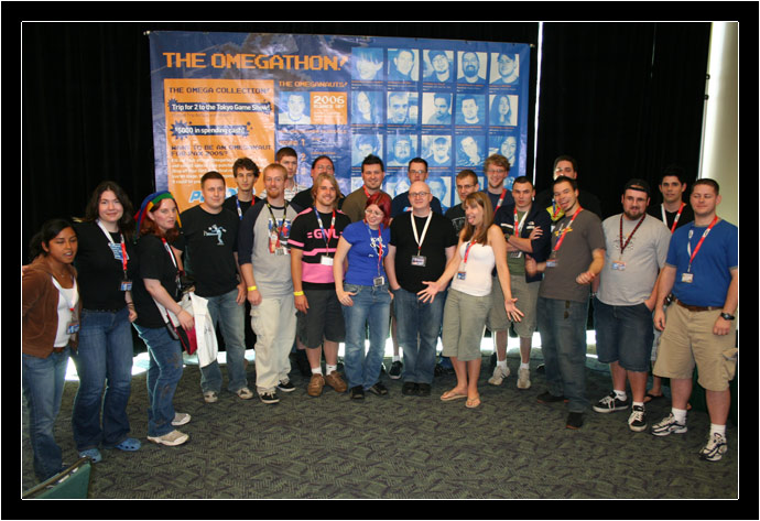 2007 Omeganauts with Gabe and Tycho