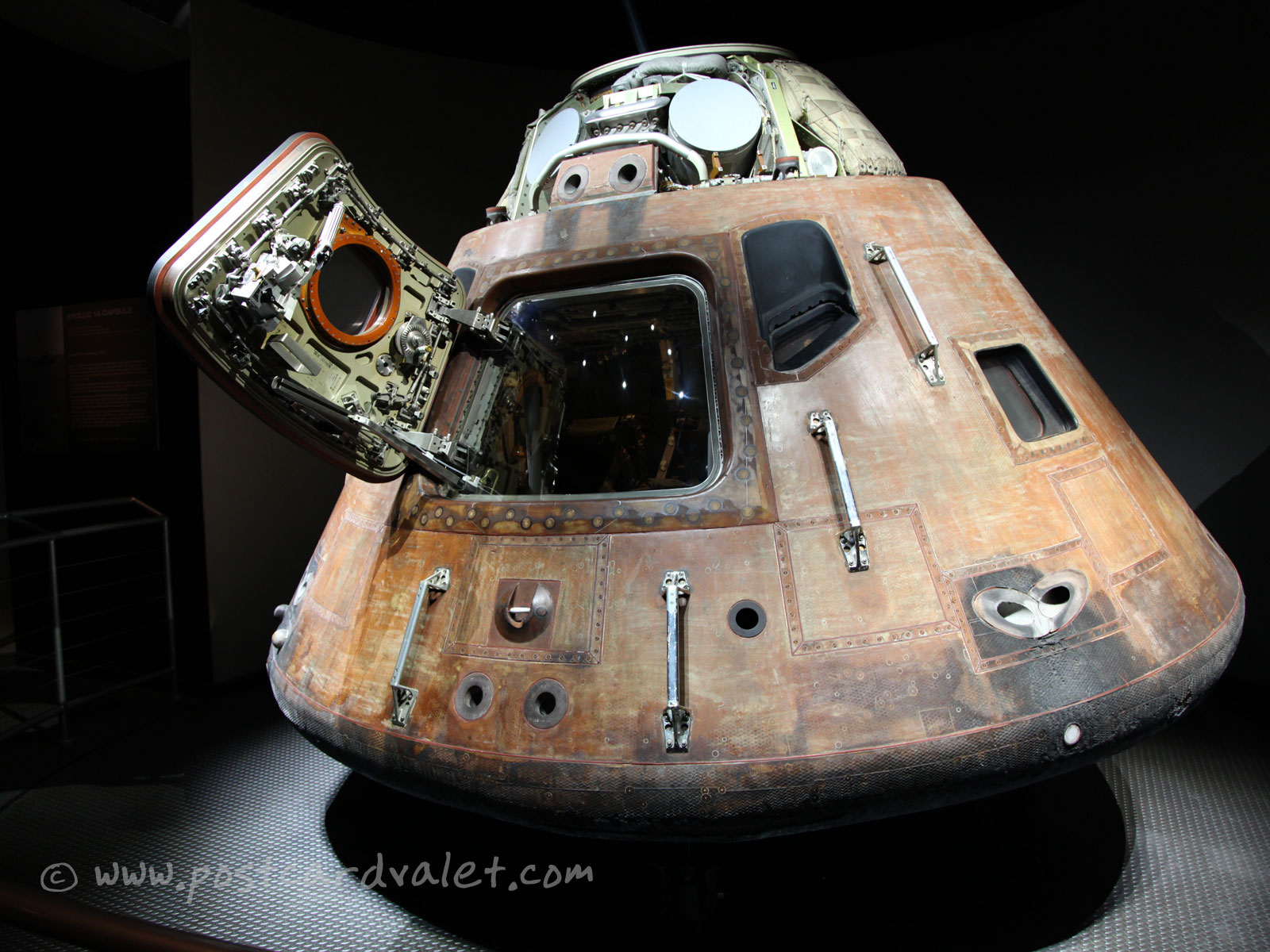 apollo command module model - photo #2