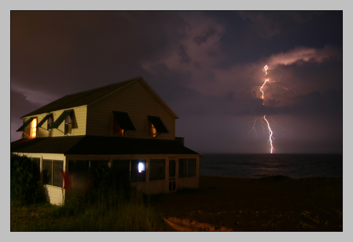 Nags Head Thunderstorm