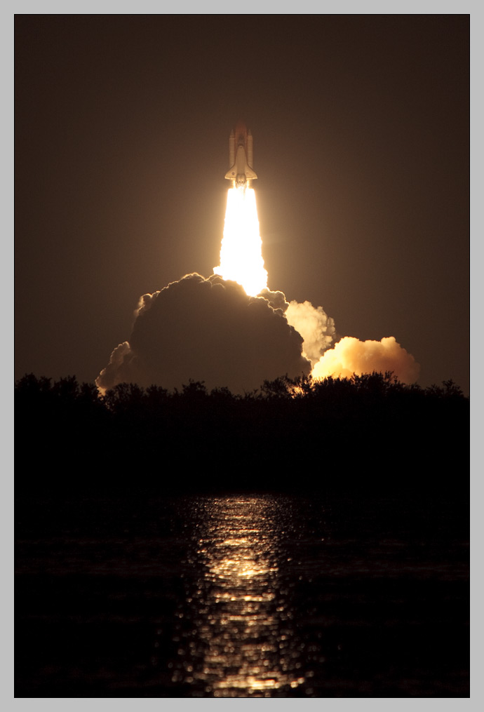 STS-131 Space Shuttle Discovery Launch